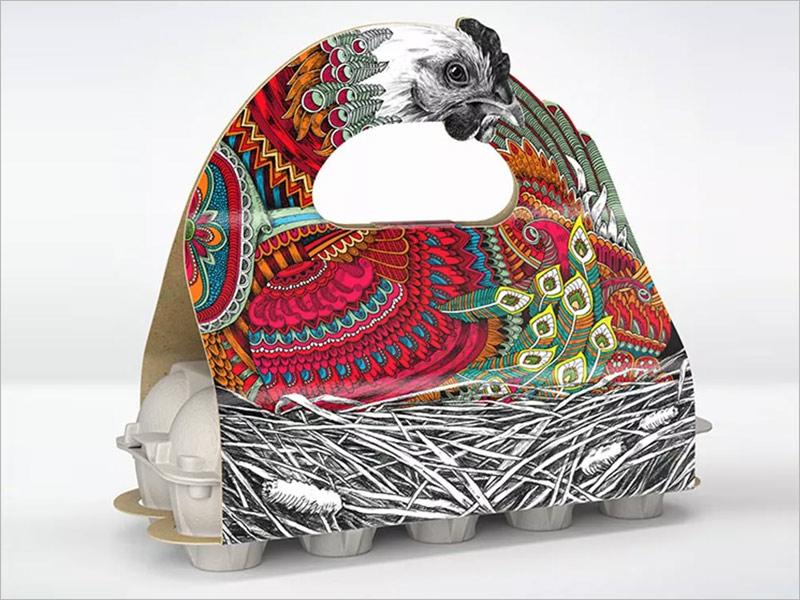 鸭舌帽手绘创意